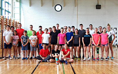 Talentum TSE edzőtábor | Kocsér | július 11-16.