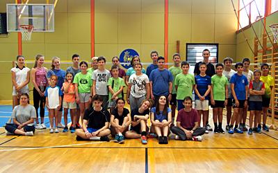 Talentum TSE edzőtábor | Budapest | július 19-23.